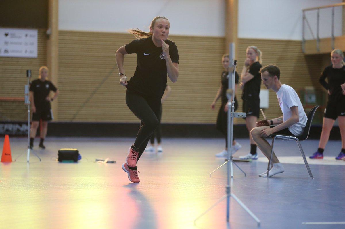 Idag drar @storvretadam igång försäsongen med tester #viärvreta #allsvenskan #innebandy pic.twitter.com/tJEXktfCr7