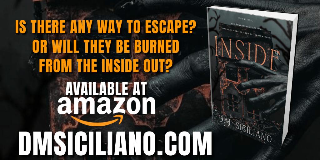 Does it burn in the dark? Inside by @darlenam8 is available athttps://amzn.to/37HE9oc   #horrorfans #bookstagram #asmsg #iartg #amreading #horror #horrorbooks #goodreads #firepic.twitter.com/ne7tvlbuWL