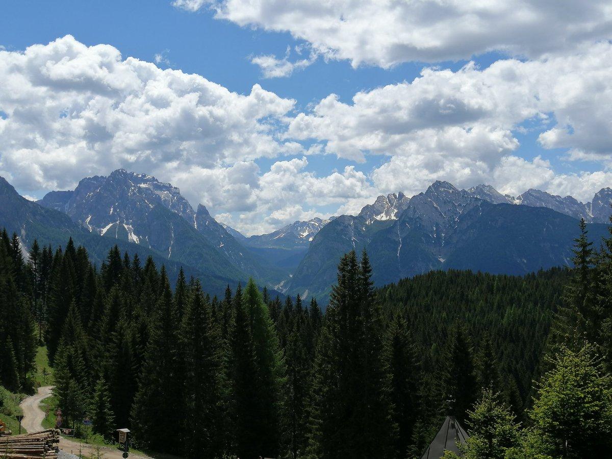 RT @gmencini1: Emozioni cadorine #Dolomiti #montag...