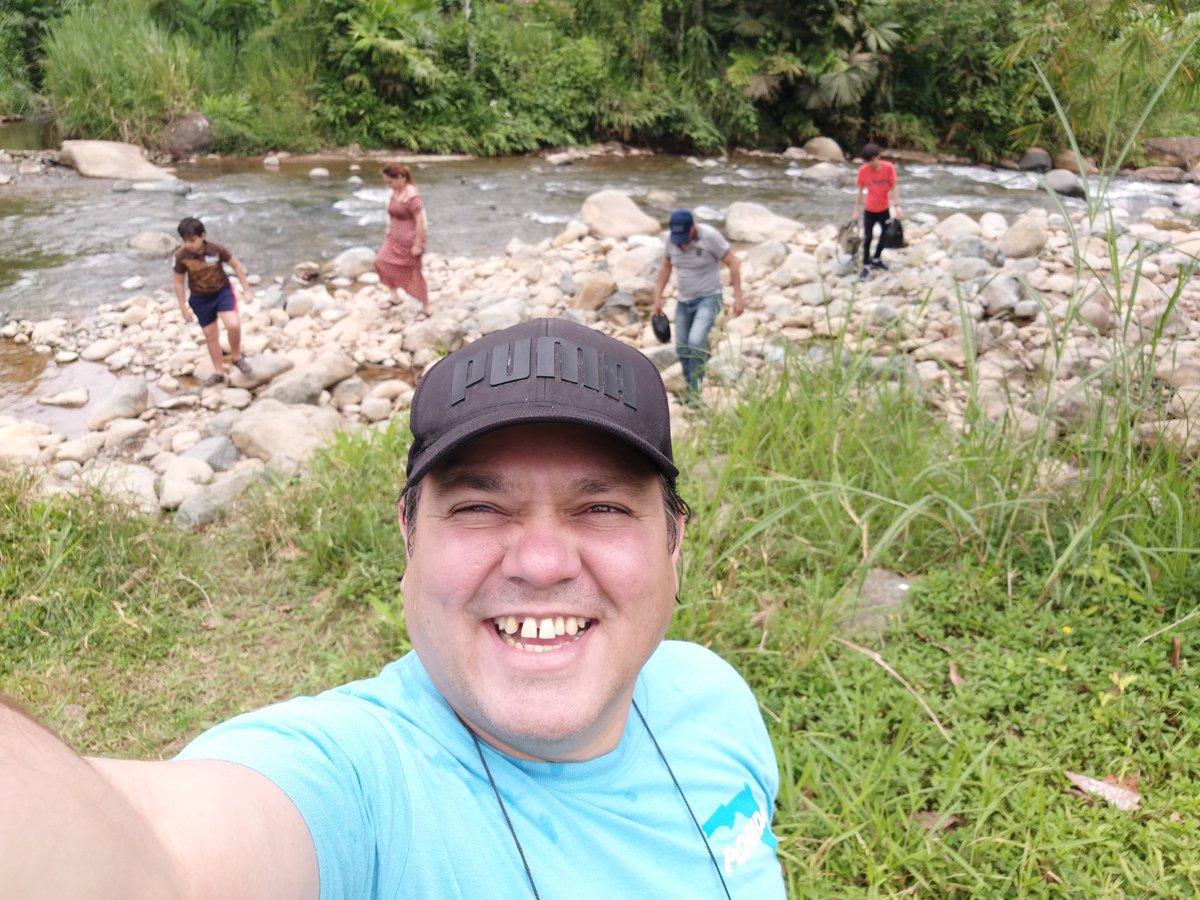 A little scape to a wild area in Ecuador #FightingSpirit https://t.co/JpciLSONHf