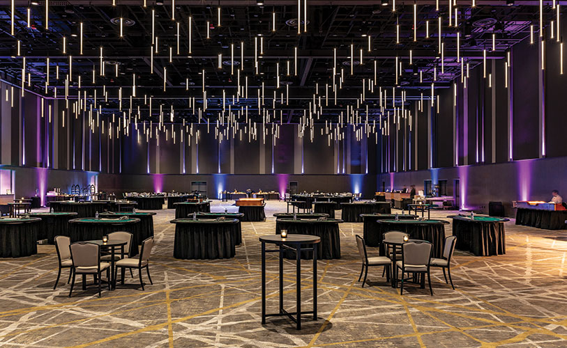 Convention Competition By Katie Nale    Standout ballroom designs and a focus on public spaces helped turn this West Coast hotel into a business destination.   https://zcu.io/Tb2mpic.twitter.com/lzhyuxvtam