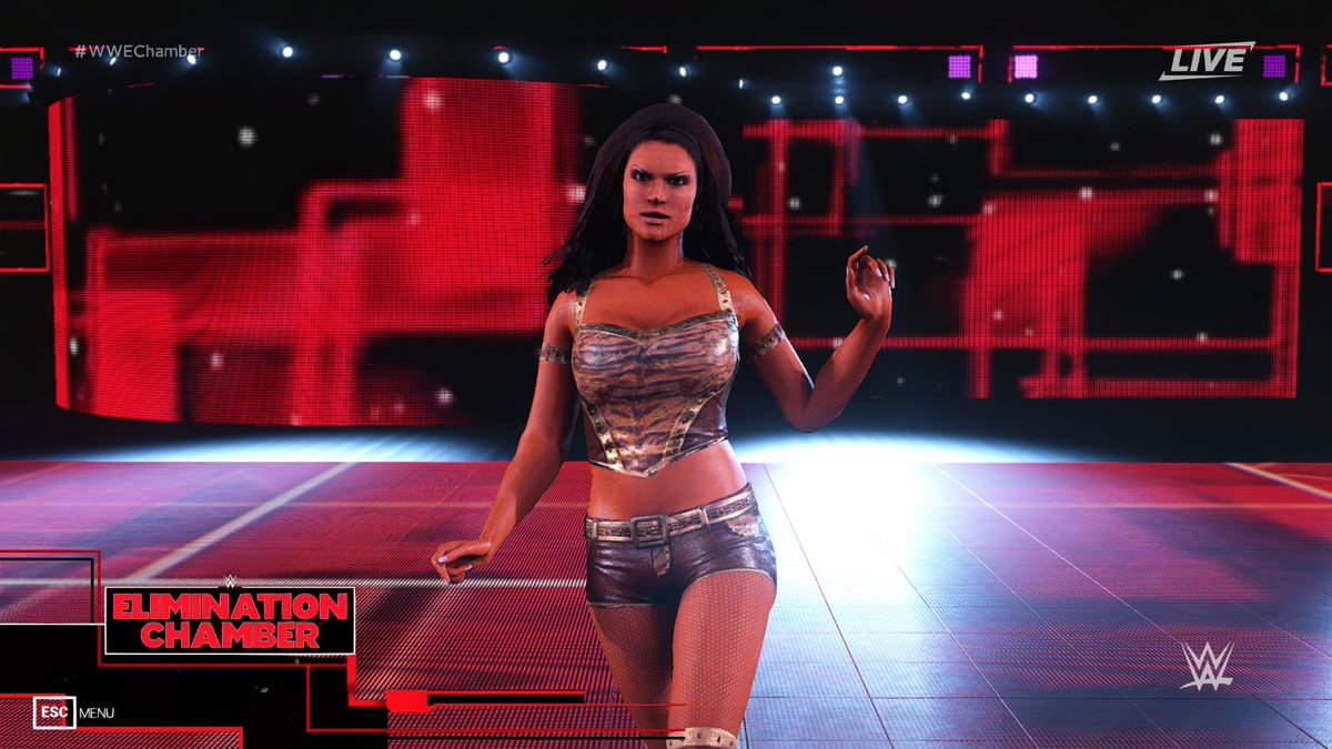 #2KM: 'Eve Torres (WWE 12)' by LynchReborn, available now! https://t.co/RSSXGLNpzK #2KMods #WWE2K #2K19 #Modding #Gaming https://t.co/h5jZk9IEgu