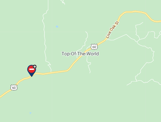 **UPDATE US 60 has REOPENED at milepost 234 (near Top-of-the-World). #AZTRAFFIC #wildfires