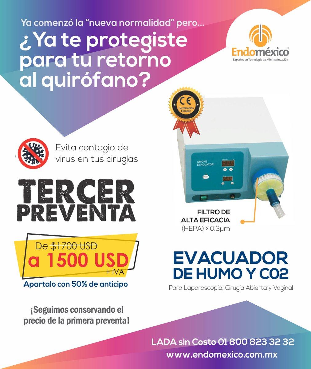 📣 ATENCIÓN: Cirujan@s, doctor@s, enfermer@s y todo el personal de #quirófano 📣 🔥 Tenemos LA 3RA PREVENTA 🔥 📞 LADA sin Costo: 01 800 823 32 32 📱WHATSAPP: (+521) 22 24 55 99 75  #laparoscopia #endomexico #cirugia #cirujanos #COVID19 #equipomedico #instrumentalmedico #hospital https://t.co/GUTq9hKPIL