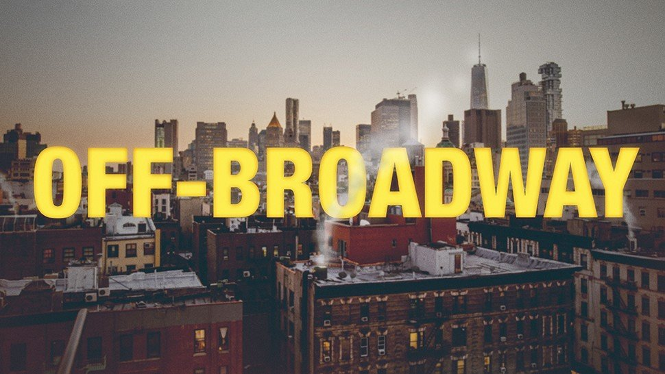 The term Off-Broadway isn't geographical. Broadway theaters have 500 seats, off-Broadway have 100-499 seats, off-off-Broadway have less than 100 seats.  #Broadway pic.twitter.com/7ng9z6hoX3