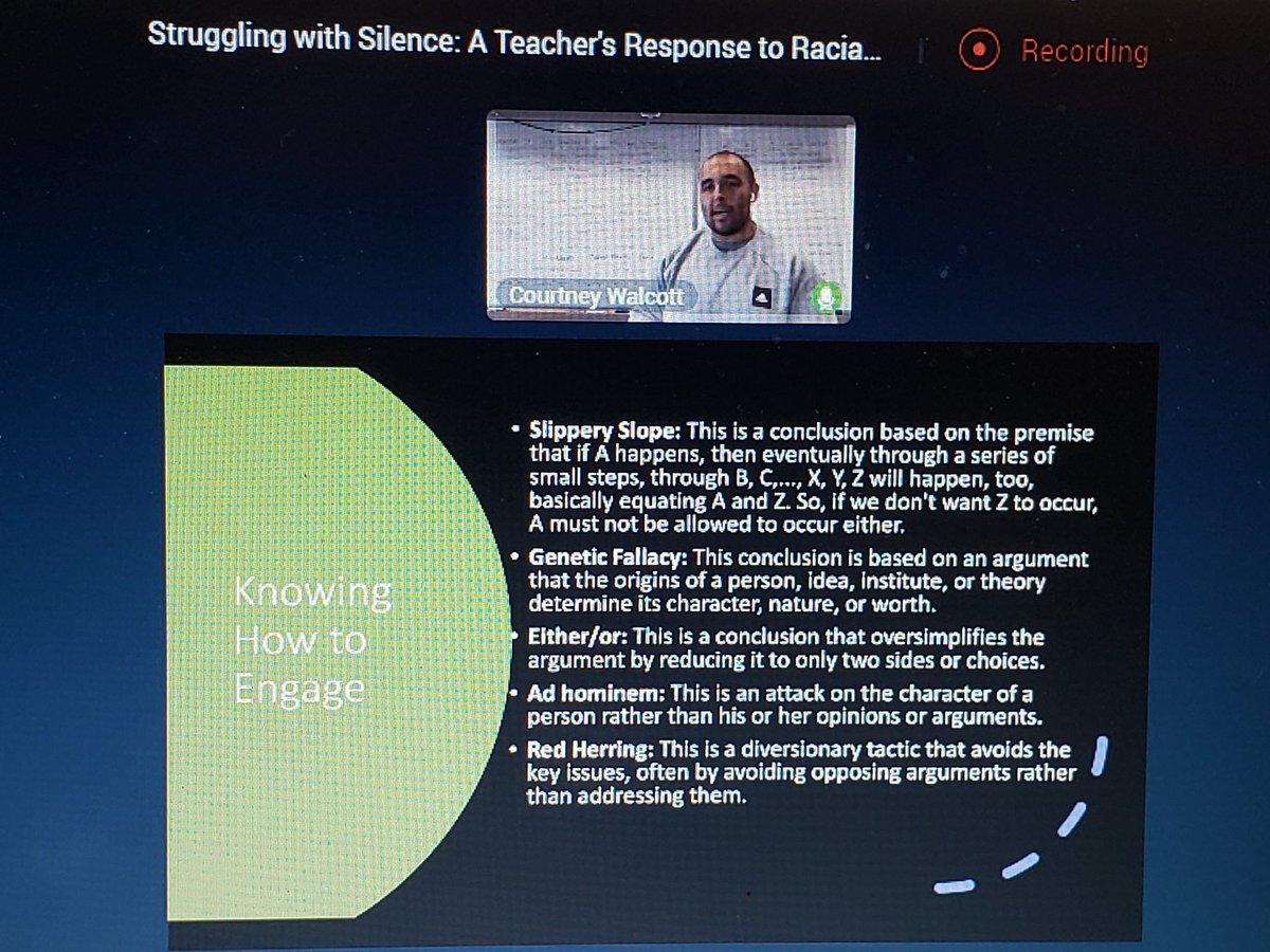 Powerful virtual assembly at Western today teaching students how to critically think and fight racism. #WeAreCBE #education pic.twitter.com/X2fTNsGDbq
