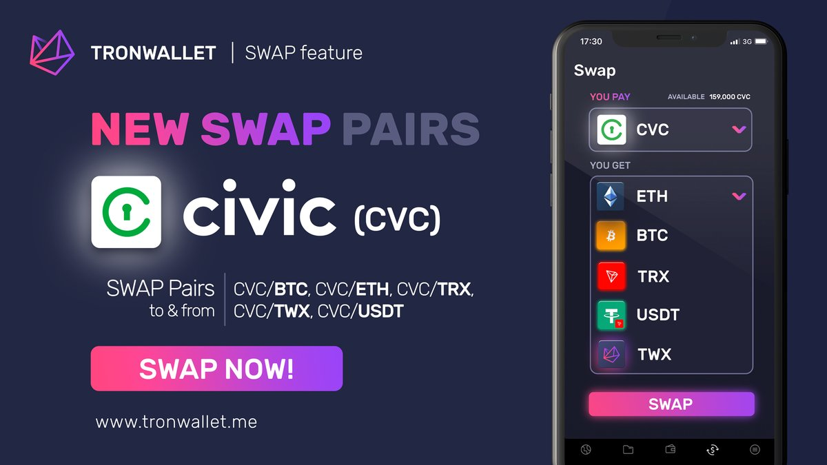cvc cryptocurrency wallet