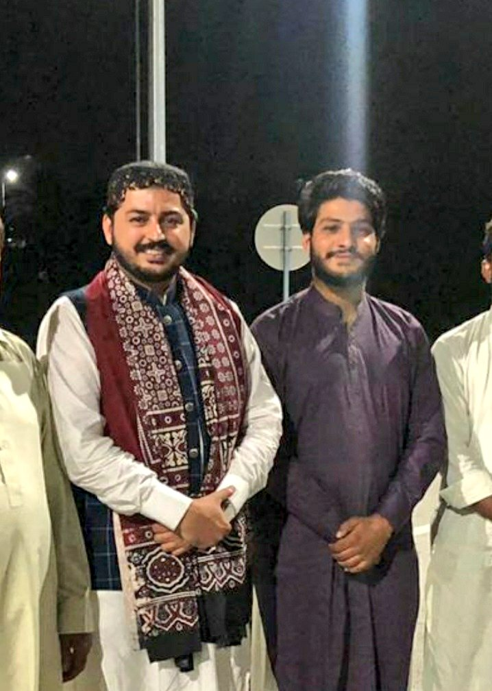 May Allah bless you and  speedy recovery  brother @Tarikkhattak From #Covid_19 pic.twitter.com/Y7gA9y8zE6