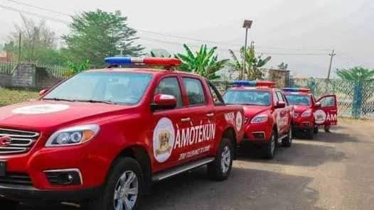 Islamic Group Raises Alarm Over Plot To Use Amotekun To Create Oduduwa Republic  # Fears of #right direction pic.twitter.com/hlAw9whokB