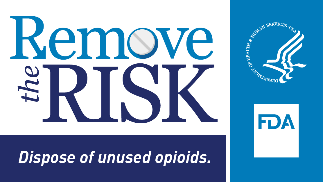 Some medicines, such as #opioids, are especially dangerous if misused. Check your medicine cabinets or drawers for unused medicines. @FDA_Drug_Info explains how to safely dispose of them. https://t.co/CRokf1wqJx #RemoveOpioidRisk https://t.co/KCyrTl6Gzh