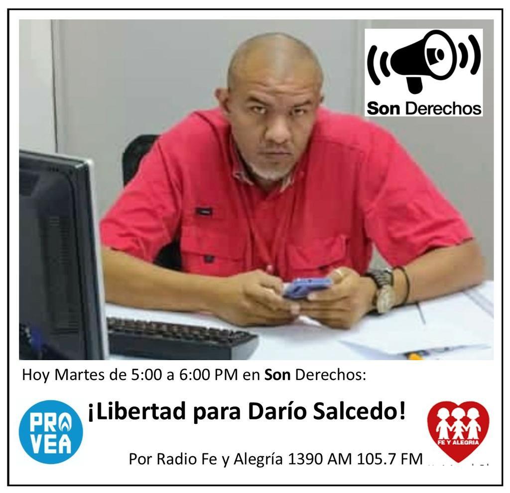 @_Provea's photo on Salcedo
