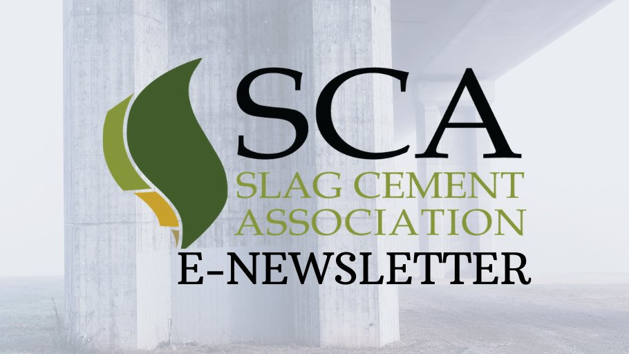 Do you receive #SCA news? Sign up today to stay up to date on the latest news and information from SCA! #slagcement https://bit.ly/2Xt9jgVpic.twitter.com/uT0BoCcCU7