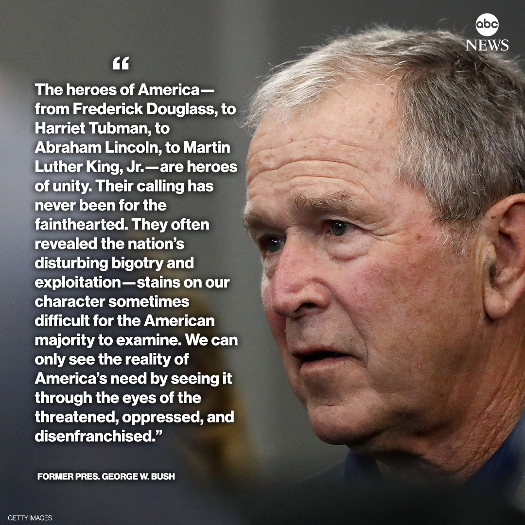 @ABC's photo on george w. bush