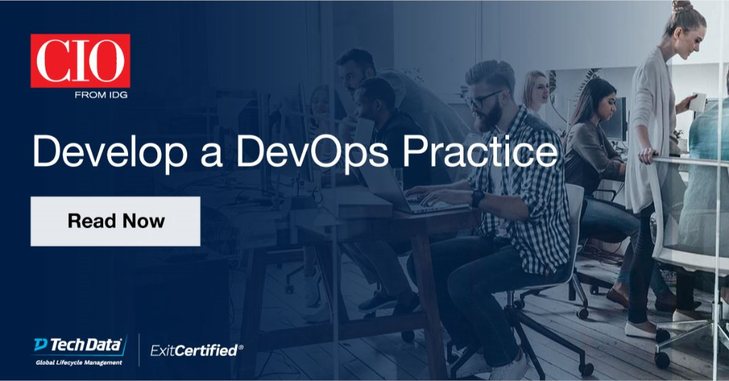 The enhanced communication and collaboration of DevOps offers improved application quality and delivery, but becoming well-trained in its methodology and practices is essential. Learn more: http://ms.spr.ly/6017TcKfV  #devops #technology #softwaredev #technologytrends #cloudpic.twitter.com/uiqXb8fs1d