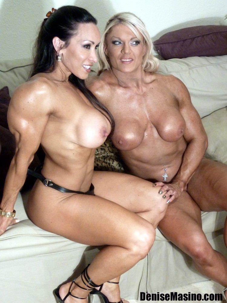 Female bodybuilder lesbian porn domination lisa cross