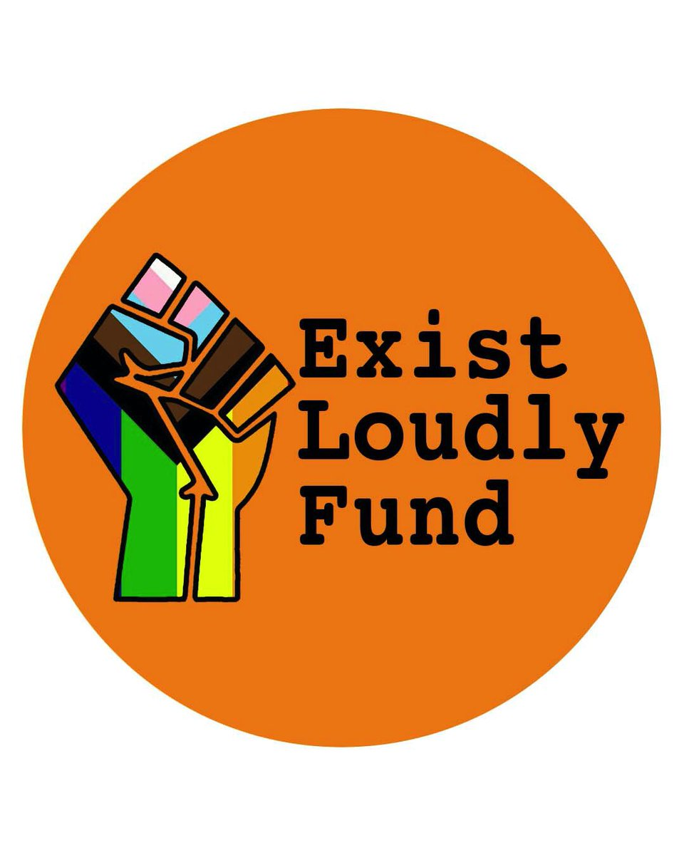 I'm calling upon community and allies to donate to the 'Exist Loudly Fund' I am fundraising £10,000 to support Queer Black Young people here in the UK, both online and in person.   Please share and donate whatever you can https://t.co/VAHAa6rcNR https://t.co/q8hwC5HBne