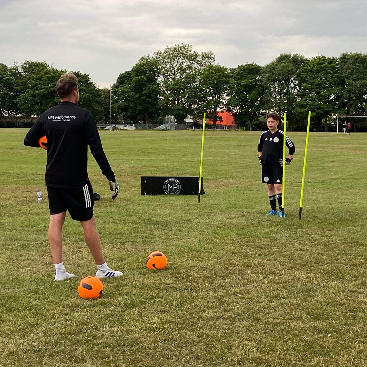 Great to be back out on the pitch tonight   Main focus on getting back up to speed with handling and positioning after a long period away Equipment all wiped down now and ready for another busy day tomorrow http://www.mp1goalkeeping.co.ukpic.twitter.com/Op9Apmk6TQ