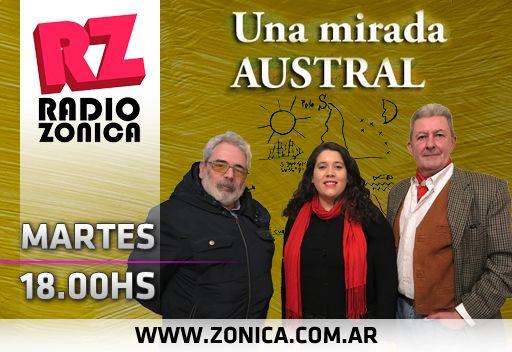 #AIRE #RadioZonica #GrupoZonicaEnCasa  #UnaMiradaAustral te acompaña todos los martes a las 18hs por http://www.radiozonica.com.ar. Si, hoy es martes.  #GrupoZonicapic.twitter.com/yjR1pOb8lU