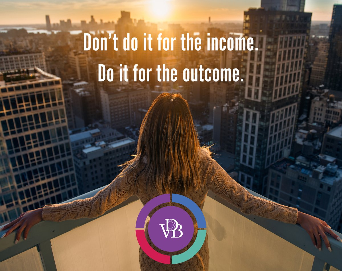 """""""Don't do it for the income. Do it for the outcome."""" . . . . . #life #purpose #quote #wordstoliveby #finejewelry #jewelryshop #jewelryoftheday #jewelryforsale #luxuryjewelry #jewellery #exclusivejewelry #jewelryindustry #diamonddistrict #JOTD #virtualdiamondboutique #vdb"""