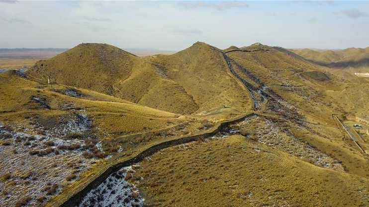 Repair work has been launched to rescue dilapidated parts of the 2,000-year-old Xiaoshetai section of the Great Wall, located in the city of Bayannur in north China's Inner Mongolia Autonomous Region, said local authorities. https://bit.ly/302odwrpic.twitter.com/mhBkaD4X60