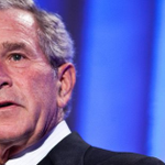 Image for the Tweet beginning: READ: Former President George W.