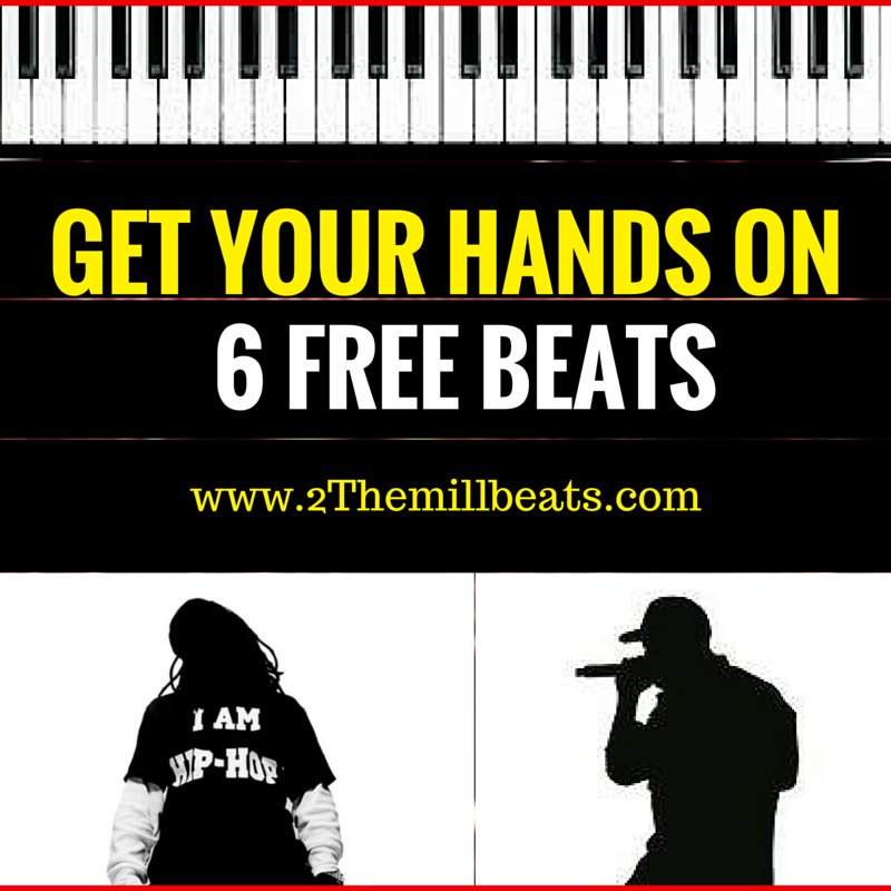 Get 6 Free #Instrumentals Get Em Here! https://t.co/NTsAsqNvWV #freebeats https://t.co/gIwiixgteT