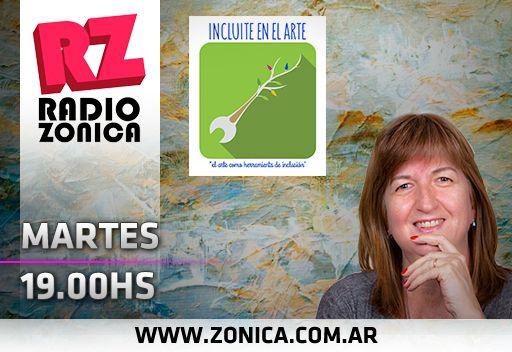 #AIRE #RadioZonica #GrupoZonicaEnCasa  Una de las funciones del arte es recrear. Hoy en día, la recreación es clave para atravesar el aislamiento. Por eso el equipo de #IncluiteEnElArte te acompaña en vivo desde casa.  AHORA > http://www.radiozonica.com.ar  #GrupoZonicapic.twitter.com/KuI1hq7oD9