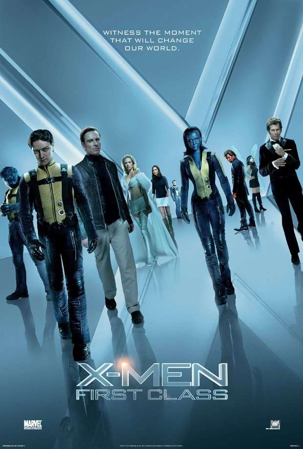X-Men: First Class was released on this day 9 years ago (2011). #JamesMcAvoy #MichaelFassbender - #MatthewVaughn http://www.mymoviepicker.com/film/x-men-first-class-14356.htm …pic.twitter.com/LIUpIEWRrQ