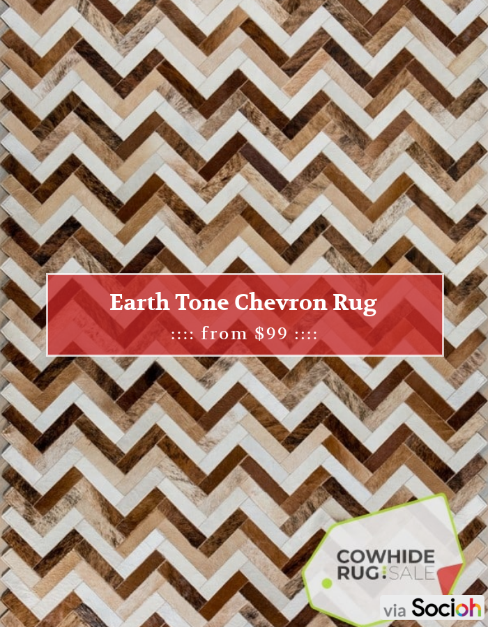 Earth Tone Chevron Rug - https://small.bz/ABNKoHa  Check out the entire store:  https://small.bz/ABNKoHZ Follow us to stay updated with our latest offers!  #cowhide #cowhiderug #cowhiderugs #sale #instasale #sale #dailydeal #dealoftheday #todayonly #instadaily #musthav..pic.twitter.com/ide8MEAS58