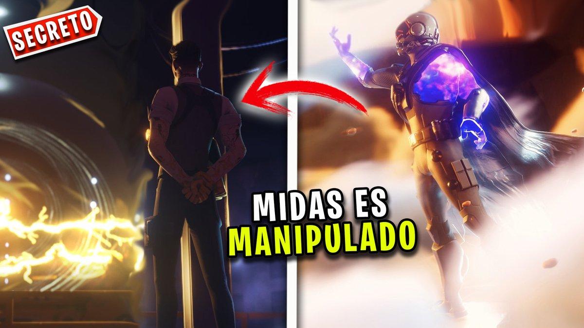 Replying to @JorgeIsaac115: MIDAS ESTÁ SIENDO MANIPULADO / ELLOS SON LOS VIAJEROS: