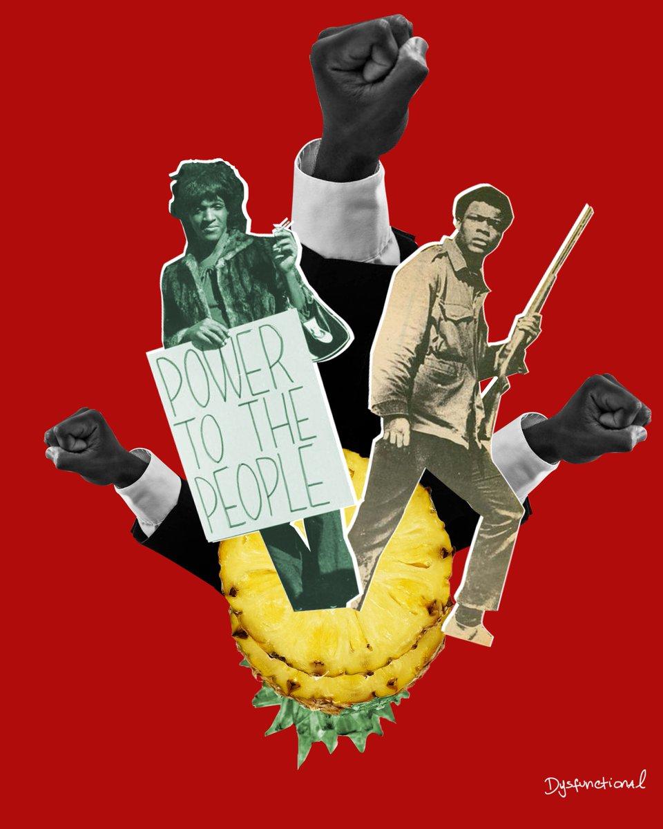 RESIST. #BlackOutTuesday #Dysfunctional #MarshaJohnson #BlackPanther #Riot #2020pic.twitter.com/4CkVyVKiZA