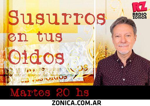 #AIRE #RadioZonica #GrupoZonicaEnCasa  #SusurrosEnTusOidos hace más de 13 años te acompaña todos los martes a las 20hs por http://www.radiozonica.com.ar . Hoy más que nunca.  Quedate en casa y disfrutá el programa en vivo. #GrupoZonicapic.twitter.com/nT004TbHmQ