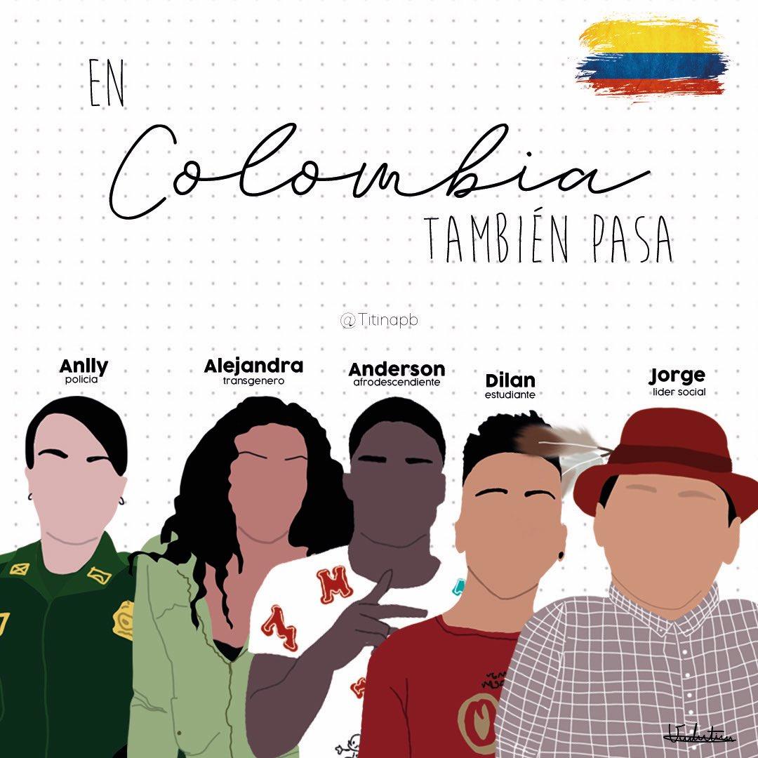 #EnColombiaTambienMatan  @Santialarconu @AlejandroRia https://t.co/8Q15ZZork3