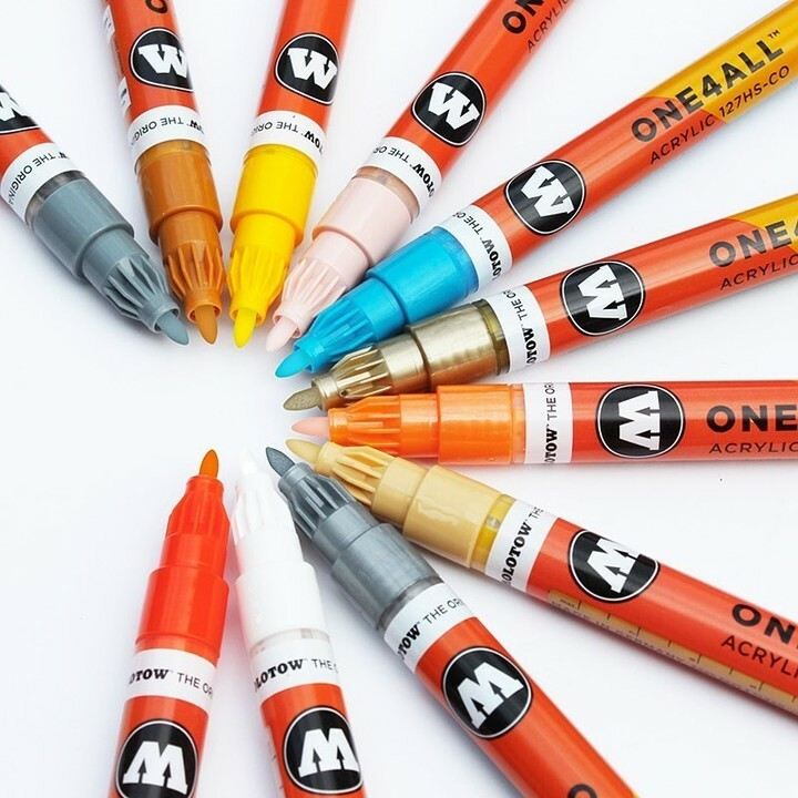 Grab all your Molotow markers from our shop, link in bio!  #graffiti #graff #bombingscience #molotow #molotowmarkers #graffitimarkers https://t.co/sOqhyT7vVQ | https://t.co/uKfnDFcyI7