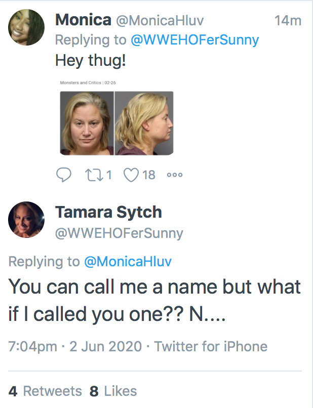 @WWEHOFerSunny @c_mate13 You literally just tweeted and deleted this a few minutes ago.