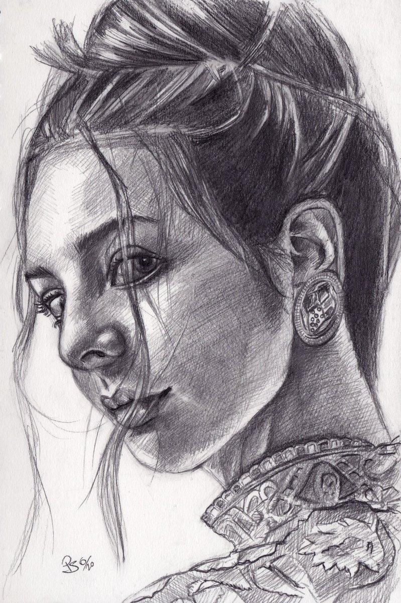 #graphite #pencil #portrait on #sketchbook  photo ref by JJ Jordan @jjjordanphoto on @unsplash  #art #handdrawn #handdrawnart #teamdli #pencildrawing #graphitedrawing #artist #iloveart #drawsomethingshowcase #united_artists_art_pic.twitter.com/8sgROvp7hw
