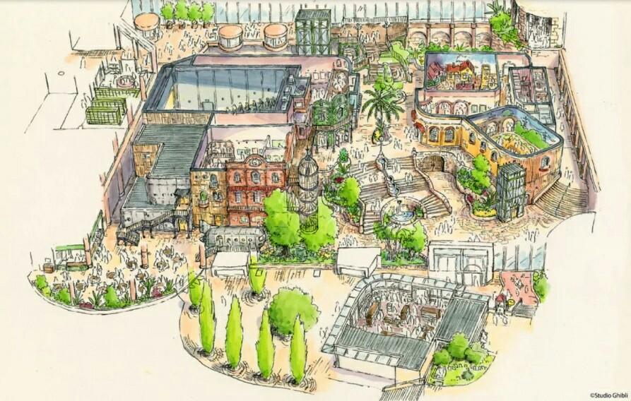愛知県長久手市で計画されているジブリパークが遂に着工します!!2020年7月着工、2022年秋のオープンを目指しているとのことです!ジブリパーク、鹿島と契約 7月にも先行3エリア着工:日本経済新聞