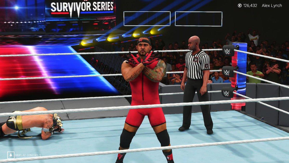 #2KM: 'MVP (SvR11)' by LynchReborn, available now! https://t.co/r75RWB1oEH #2KMods #WWE2K #2K19 #Modding #Gaming https://t.co/W6EGWWmeuD