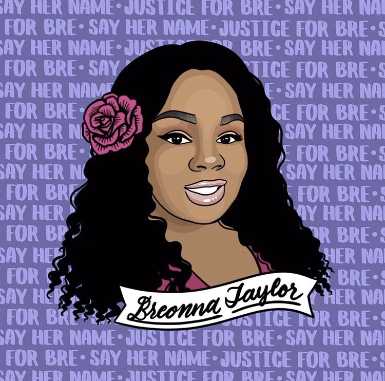 Zero Hour On Twitter Her Name Was Breonna Taylor Say Her Name Don T Forget Her Fight For Her Don T Leave Black Women Out Of The Conversation Black Women