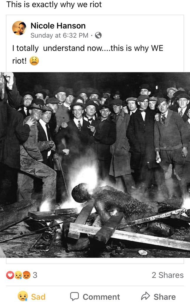 #rioting #peace #Peacefulprotest #blm #blacklivesmatter https://t.co/rkxwFUhV7R