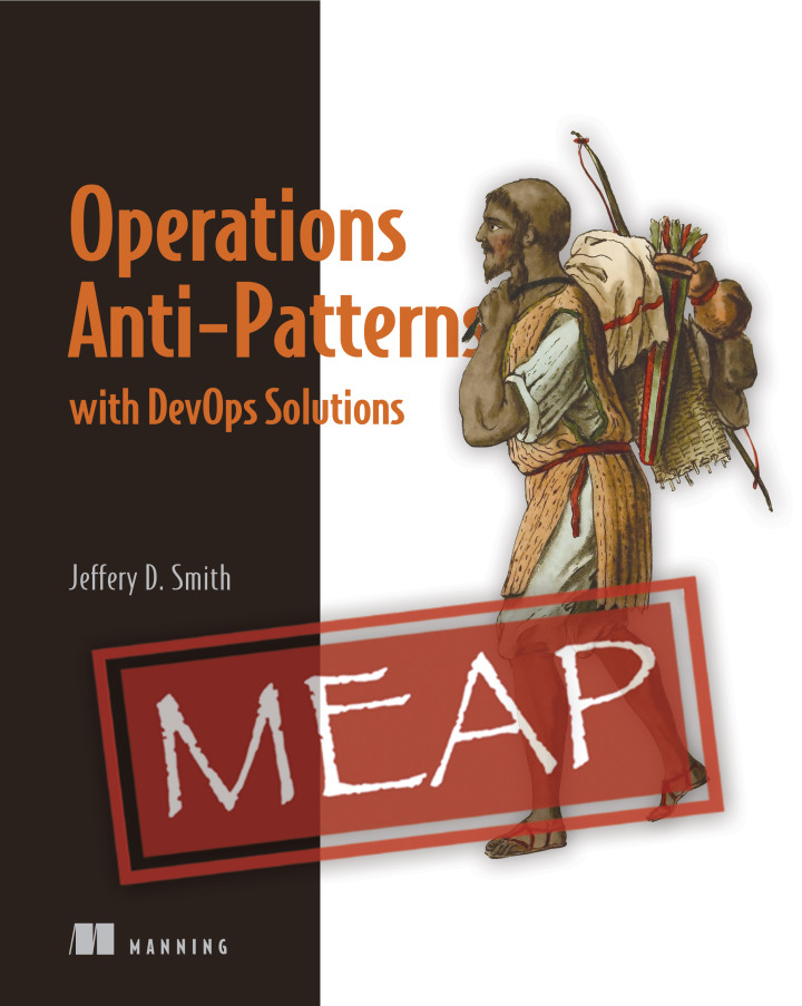 """Wait, what's the story behind """"DevOps""""? Who came up with that? The DevOps Ingredients is an article by @DarkAndNerdy author of Operations Anti-Patterns: DevOps Solutions: https://t.co/jvKZwyzmnZ #devops #antipatterns https://t.co/Lo0ao1z3nF"""