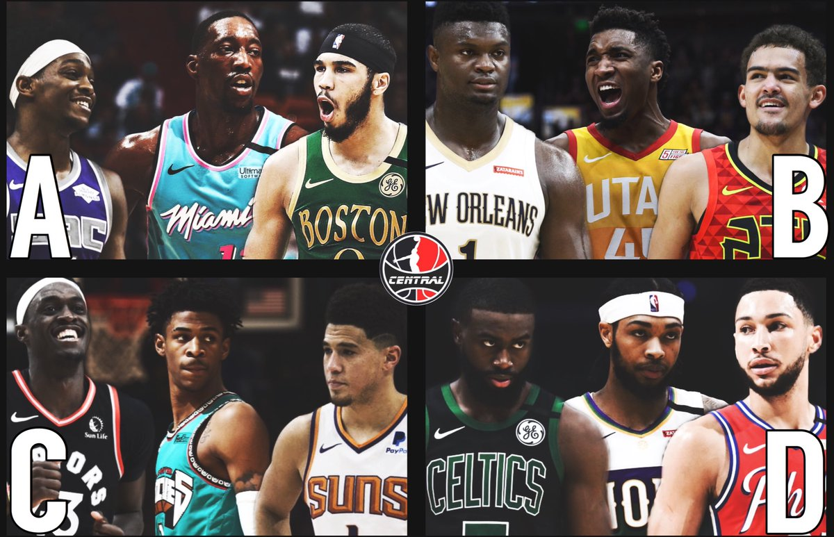 Which Big 3 are you rolling with? https://t.co/zChUSnKwdO