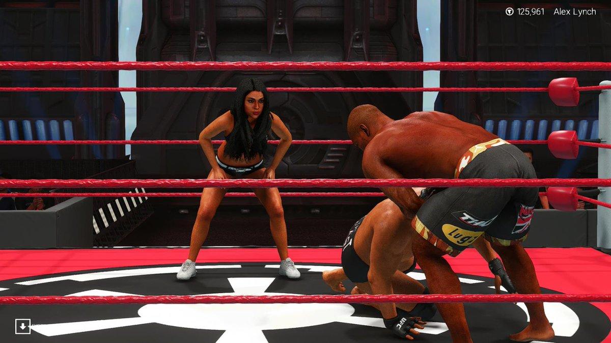 #2KM: 'Arianny Celeste Ref (UFC 10)' by LynchReborn, available now! https://t.co/e5ueOr5sa9 #2KMods #WWE2K #2K19 #Modding #Gaming https://t.co/0zML2flmpQ