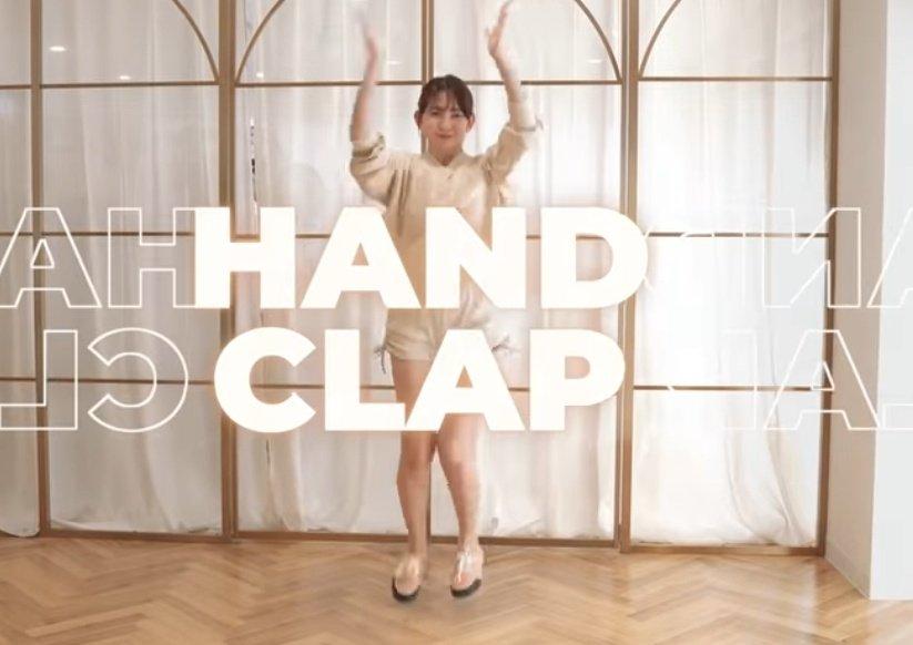 ハンズ クラップ youtube 【この差って何ですか】ハンドクラップダンスでダイエット|結果とやり方!