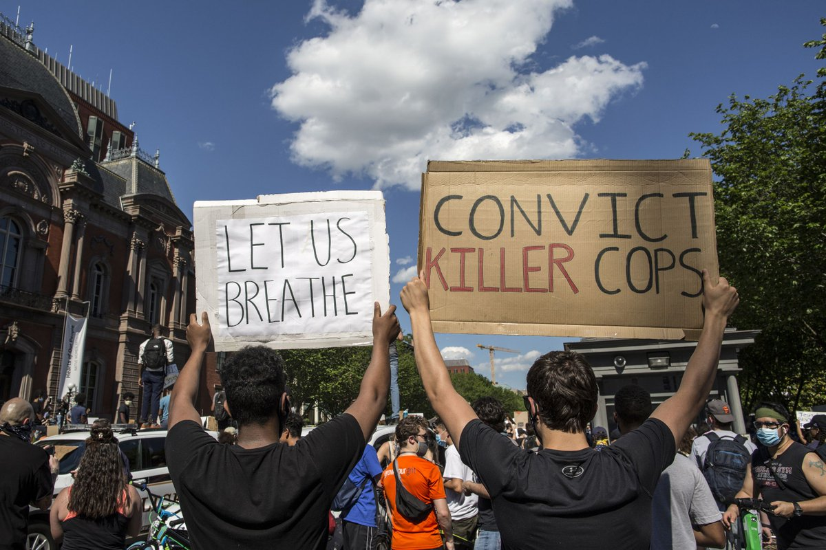 How to support Black Lives Matter and the protests against police brutality trib.al/iarJEB5