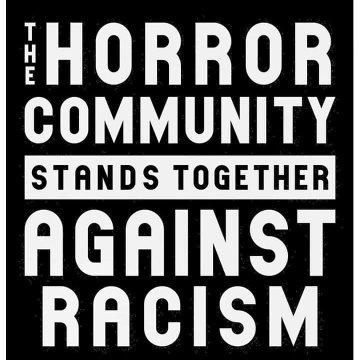 #horrorfans Unidos! #BlackLivesMatter pic.twitter.com/zUE3tjLWVW