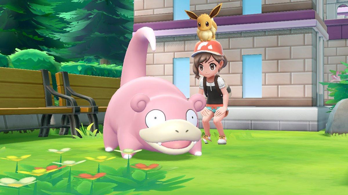 #PokemonLetsGo #NintendoSwitchpic.twitter.com/mlX1TLW1D9