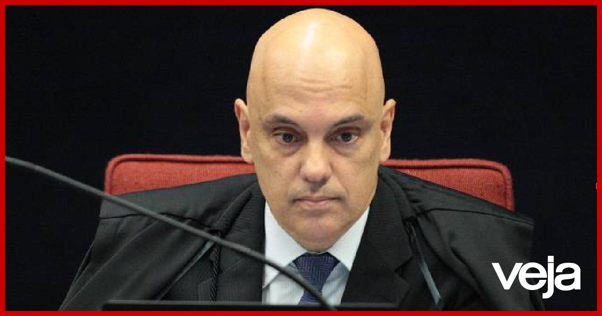 Moraes libera acesso de advogados ao inquérito sobre fake news veja.abril.com.br/politica/morae…