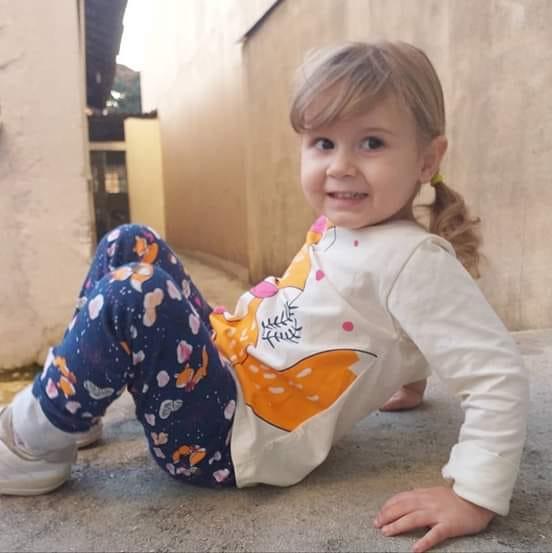 Muita saudade dessa minha bonequinha #Antonia pic.twitter.com/0CuFzrg3Vt