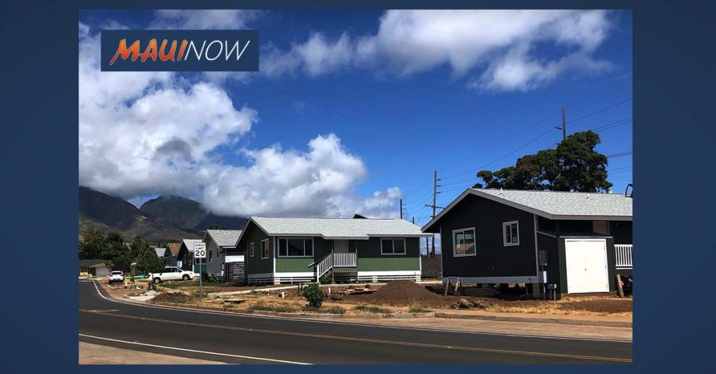 Habitat for Humanity Maui Closes on Two More Homes in Lahaina  https:// mauinow.com/2020/06/02/hab itat-for-humanity-maui-closes-on-two-more-homes-in-lahaina/?t=1591151490  … <br>http://pic.twitter.com/uqOV42XKlp